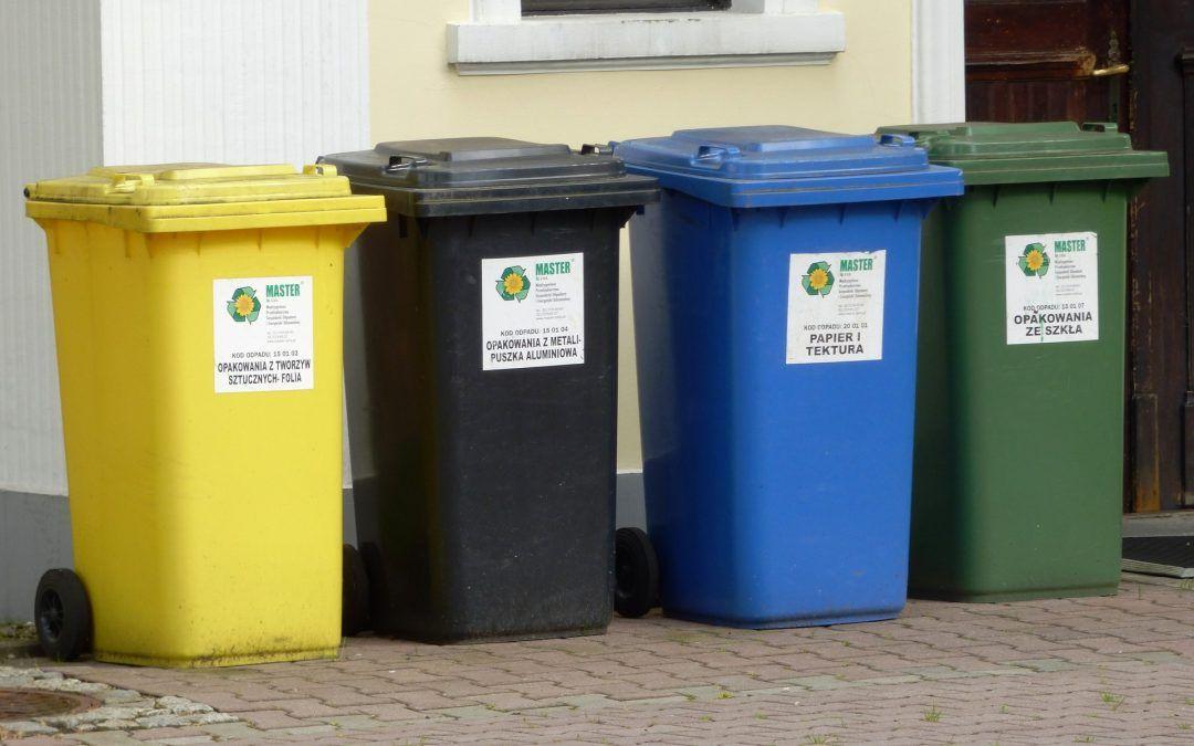 Segregacja odpadów wewspólnocie mieszkaniowej
